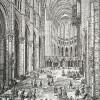 Chartres: chrám se Studnou mocných i tajuplnou černou soškou z hrušky