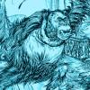 Yetti nebo koza? Bhútán vzrušil nález čerstvých stop pod Gangkhar Puensum