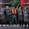 Skrytá kamera: Demonstrace