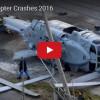 Děs, běs, katastrofy: 7 nejhorších havárií vrtulníků v roce 2016