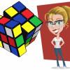 Návod na skládání Rubikovy kostky (nejjednodušší)
