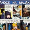 Komiks: Vánoce na majáku (z archivu Zajimavosti.info)