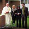 Skrytá kamera: Pohřeb na zahradě