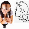 Optický klam: Kráska nebo stařeček?