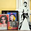 ANDY WARHOL V HOLEŠOVĚ! Plechovky, růžová Marylin, střílející Elvis…