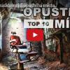 TOP 5 Nejstrašidelnější opuštěná místa