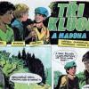 Komiks: TŘI KLUCI A MADONA