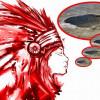 Kráter v Arizoně ukazuje na moudrost indiánských legend