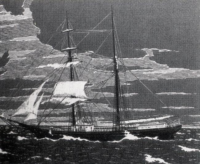 OBR: Mary Celeste