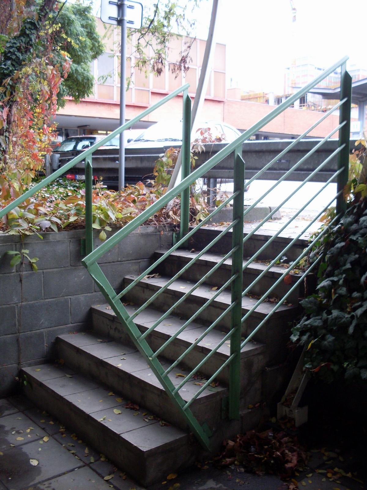 Zlínské schody, které nikam nevedou