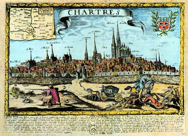 France_Chartres_17th-c-engraving