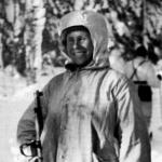Bílá smrt Häyhä – finský odstřelovač zabil 505 lidí