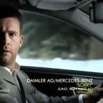 Legendární reklamy: Chlapík s kosou a Mercedes