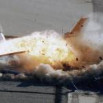 Nejstrašnější letecké havárie natočené kamerou