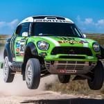 Nejdivočejší havárie při Dakar Rally