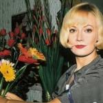 Nahá Alena Antalová z TV seriálu Četnické humoresky