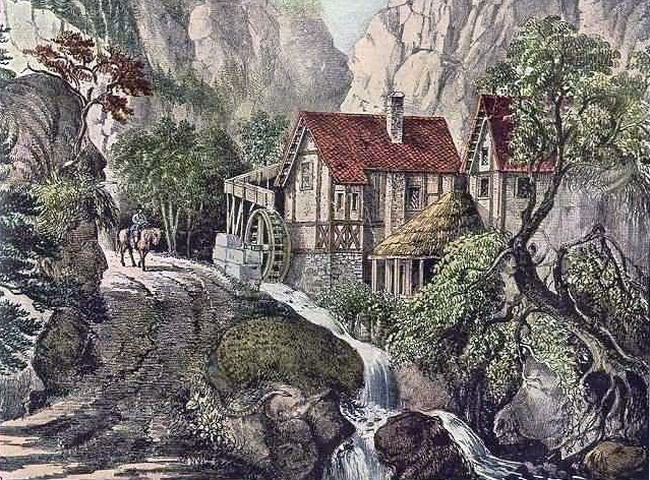Švýcarský mlýn