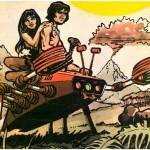 Komiks: Příhody Malého boha