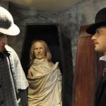 Komiks: Sherlock Holmes a mužíček z Indie