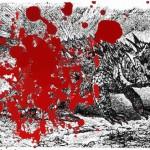 Nejdivnější obrana? Ropušník plive krev očima!