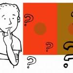 Optický klam: Barevné puntíky