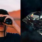 Nad Ohiem se vznášely rotující diamanty