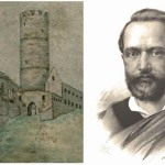 Skrytá vášeň Karla Hynka Máchy: podívejte se na jeho miniatury hradů