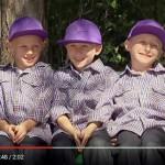 Skrytá kamera: Trojčata