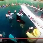 122 metrů! William Trubridge vytvořil nový světový rekord ve volném potápění bez přístrojů
