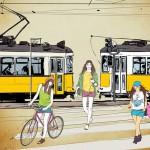 Olomouc polepí sloupy samolepkami – pomůže to při neštěstích