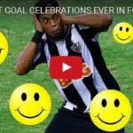 Nejkurióznější fotbalové oslavy, ze kterých vám bude rozum stát