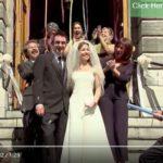 Skrytá kamera: Potřísněná nevěsta