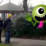 Skrytá kamera: Útok mimozemšťana
