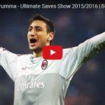 Gianluigi Donnarumma: je mu 17 a už chytá v italské fotbalové Serii A!