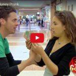 Skrytá kamera: Peníze zadarmo!