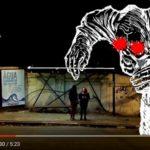 Skrytá kamera: LÉTAJÍCÍ PŘÍŠERA Z BRAZILSKÉHO HŘBITOVA