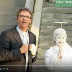 Skrytá kamera: Stal se zázrak! SOCHA ANDĚLA OBŽIVLA