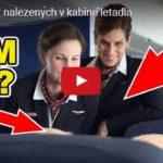 TOP 5 Zvířat nalezených v kabině letadla