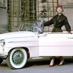 Předchůdce kabrioletu FELICIA slaví 60. narozeniny