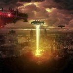 2017: UFO NAD ANGLICKÝM BRISTOLEM? Podle expertů spíš balónky štěstí
