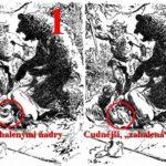 Kuriózní porovnání: JAK ZDENĚK BURIAN OBKRESLOVAL SÁM OD SEBE