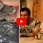BRIT NAŠEL S DETEKTOREM KOVŮ POKLAD: 600 starořímských mincí
