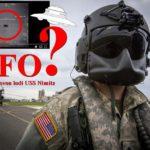 UFO NAD AMERICKOU LETADLOVOU LODÍ NIMITZ: v USA odtajnili kontroverzní video