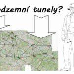 Jsou i v ČR nějaké pradávné podzemní mezikontinentální tunely?