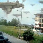 NEJZAJÍMAVĚJŠÍ ZÁBĚRY UFO: podívejte se na sestřih z posledních let…